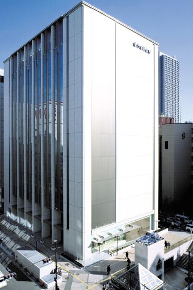 (商業施設)播州信用金庫 神戸本部
